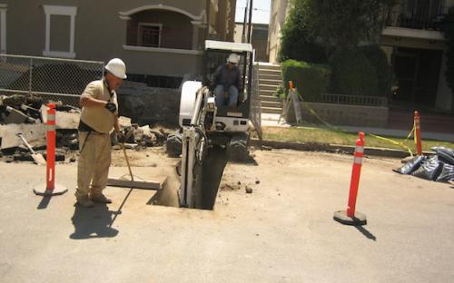 City of Industry Bonded Sewer Contractor